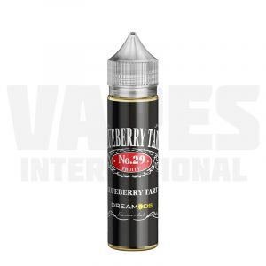 Dreamods Fruity Flavors - Blueberry Tart (50 ml, Shortfill)