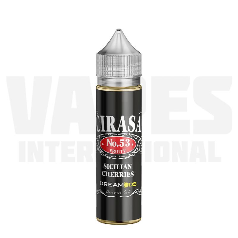 Dreamods Fruity Flavors - Cirasa (50 ml, Shortfill)