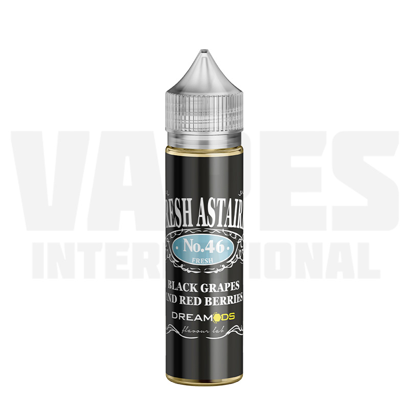 Dreamods Fresh Flavors - Fresh Astaire (50 ml, Shortfill)