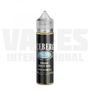 Dreamods Fresh Flavors - Iceberg (50 ml, Shortfill)