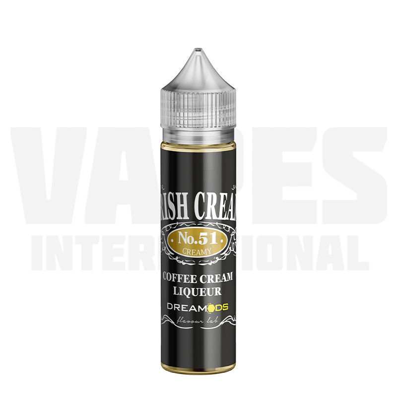 Dreamods Creamy Flavors - Irish Cream (50 ml, Shortfill)