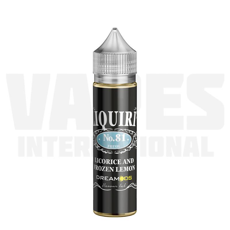 Dreamods Fresh Flavors - Liquiri (50 ml, Shortfill)