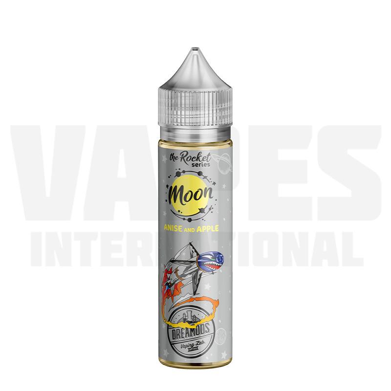 Dreamods Rocket Series - Moon (50 ml, Shortfill)