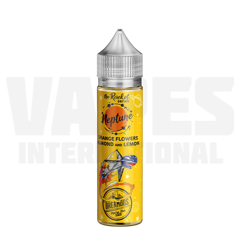Dreamods Rocket Series - Neptune (50 ml, Shortfill)