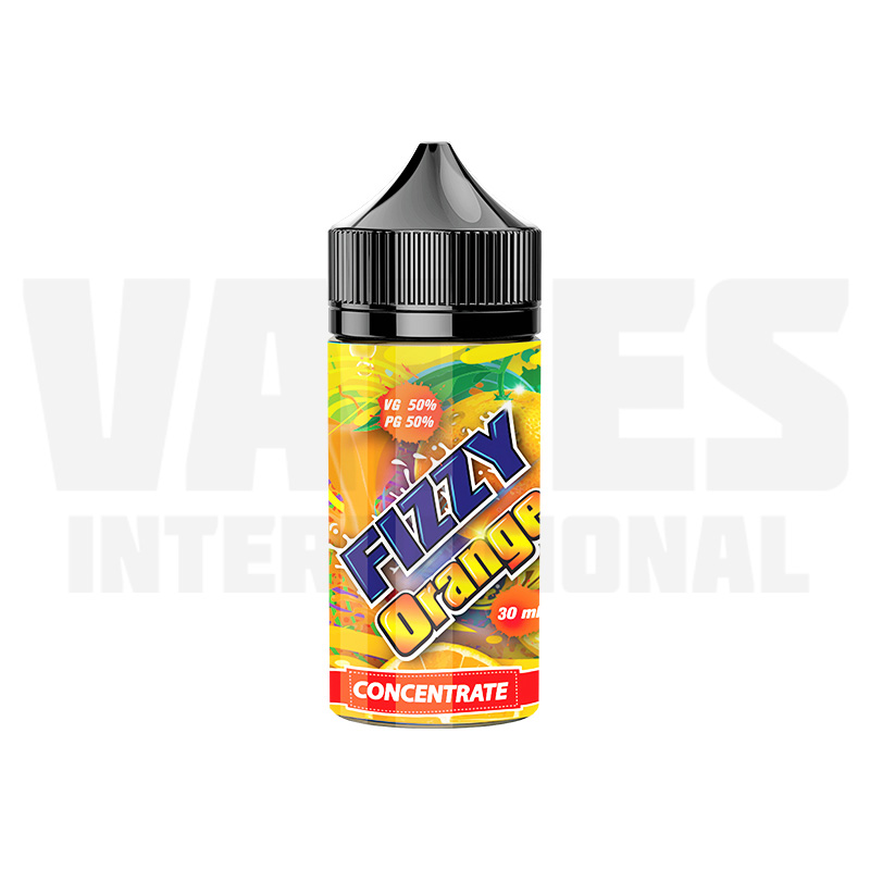 Fizzy - Orange Concentrate 30ml
