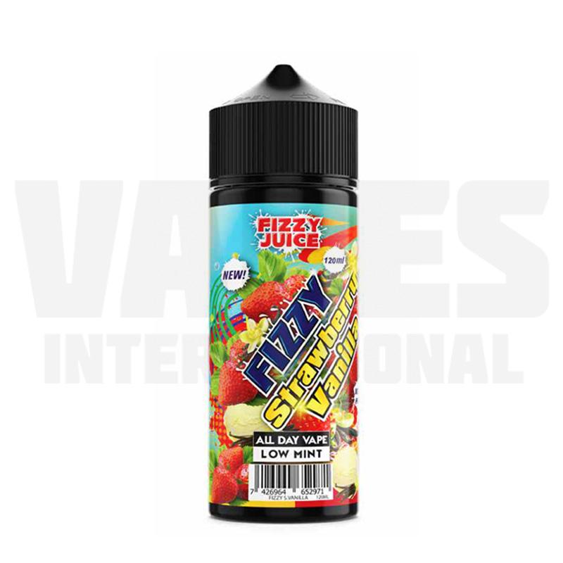 Fizzy - Strawberry Vanilla