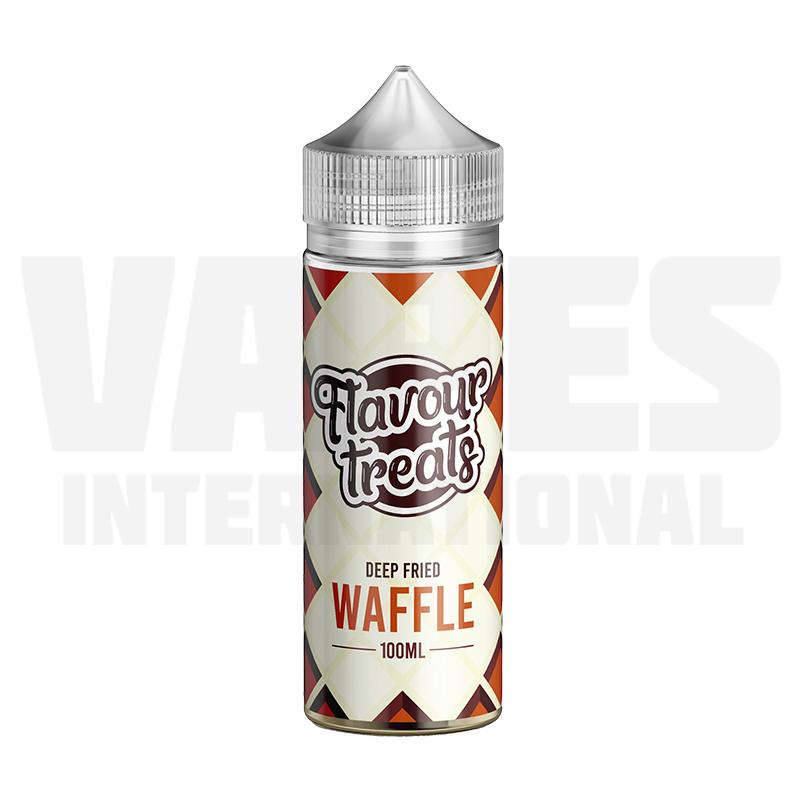 Flavour Treats - Deep Fried Waffle