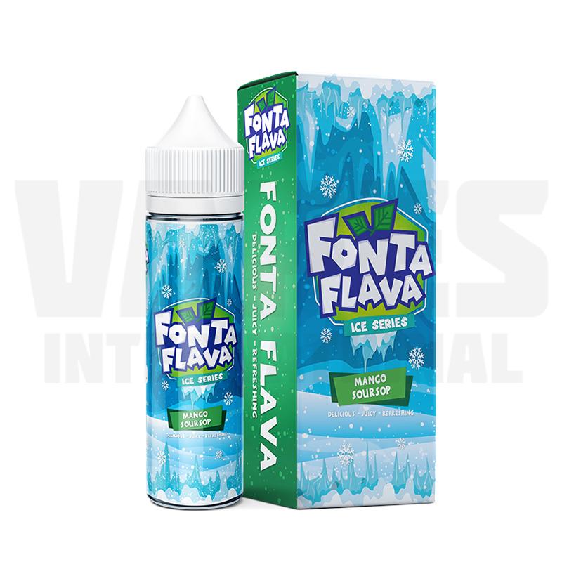 Fonta Flava ICE - Mango Sourpop