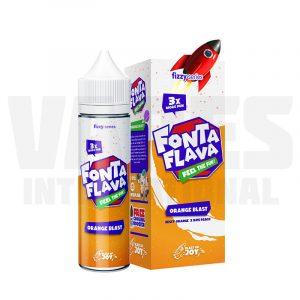 Fonta Flava - Orange Blast