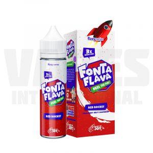 Fonta Flava - Red Rocket