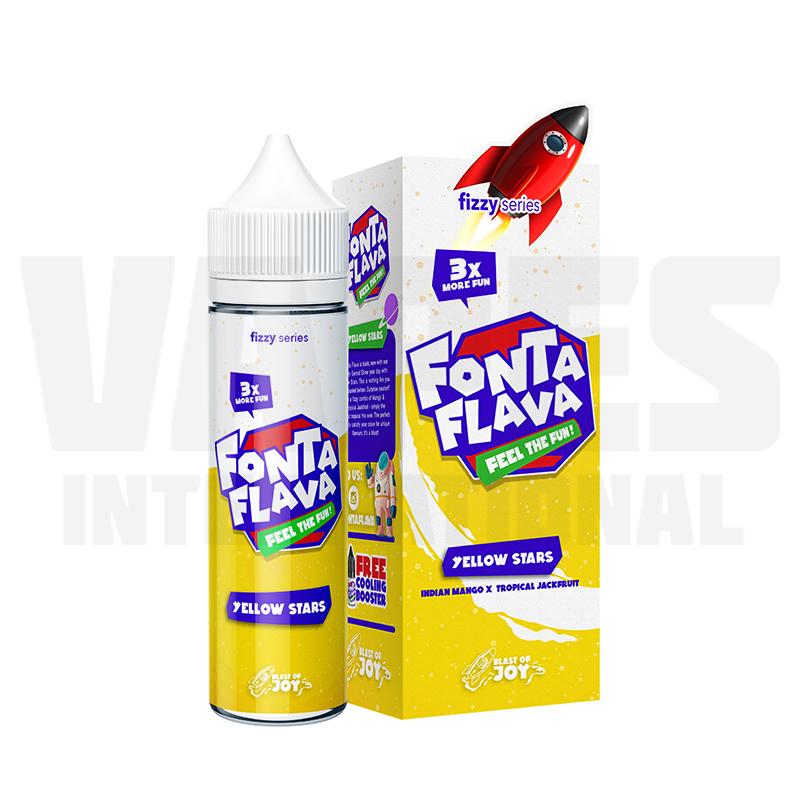 Fonta Flava - Yellow Stars