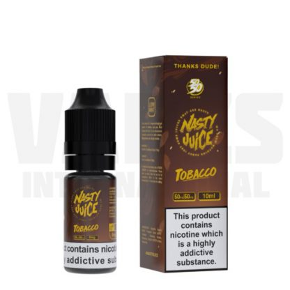 Nasty Juice - tobacco vape juice