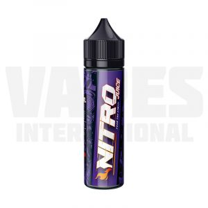 Nitro Juice Raging Booster - Grape Berry Shortfill