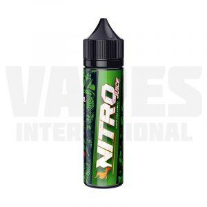 Nitro Juice Rocket Monster - Lime Vanilla Shortfill