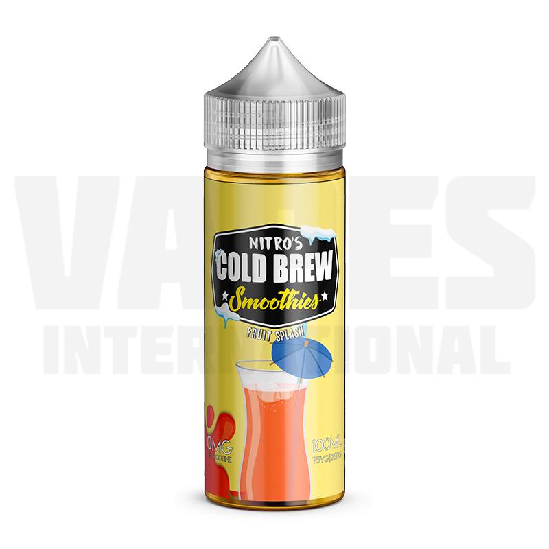 Nitro's Cold Brew Smoothies - Fruit Splash