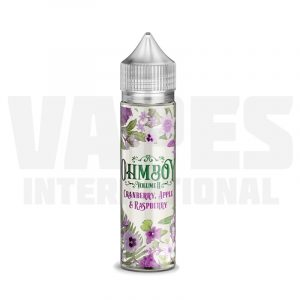 Ohm Boy Volume 2 - Cranberry Apple & Raspberry