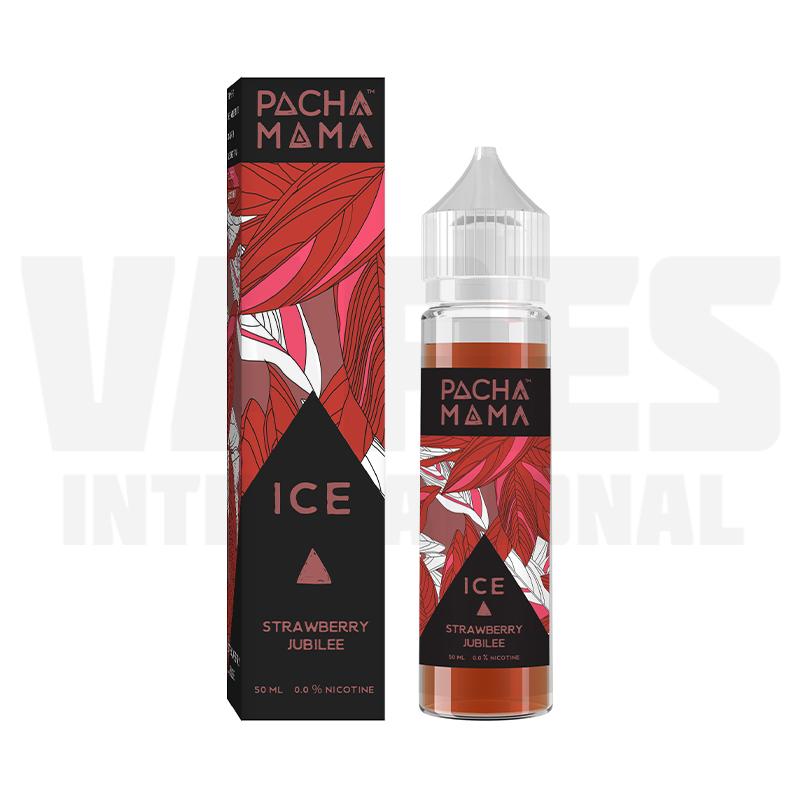 Pachamama - Strawberry Jubilee Ice