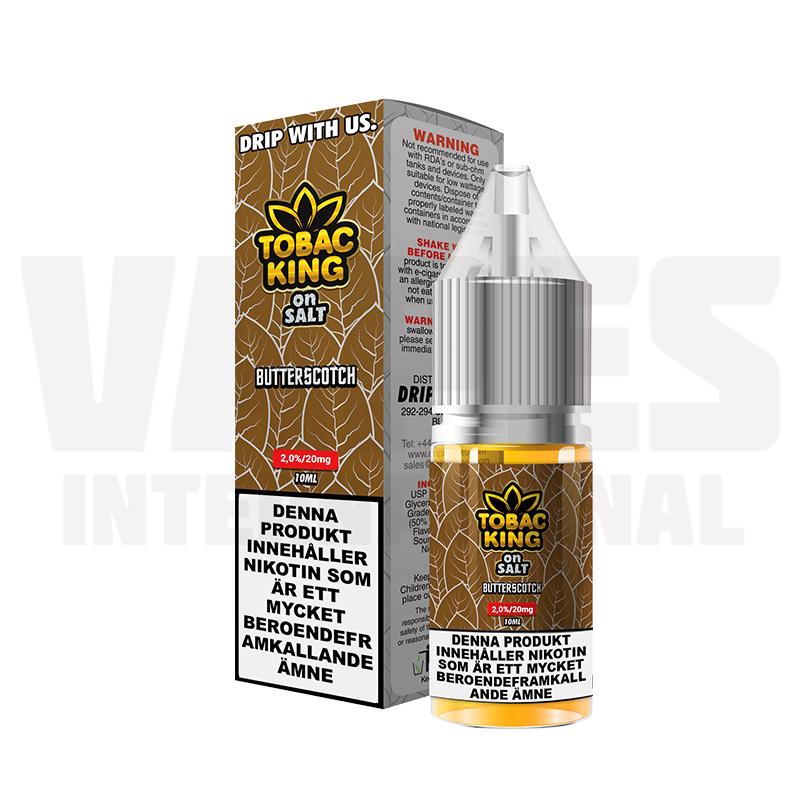Tobac King on Salt Butterscotch