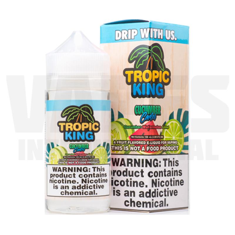 Tropic King - Cucumber Cooler