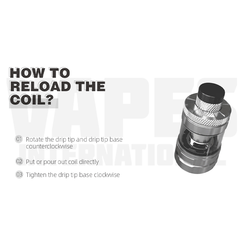 Wirice Launcher Coil Reload