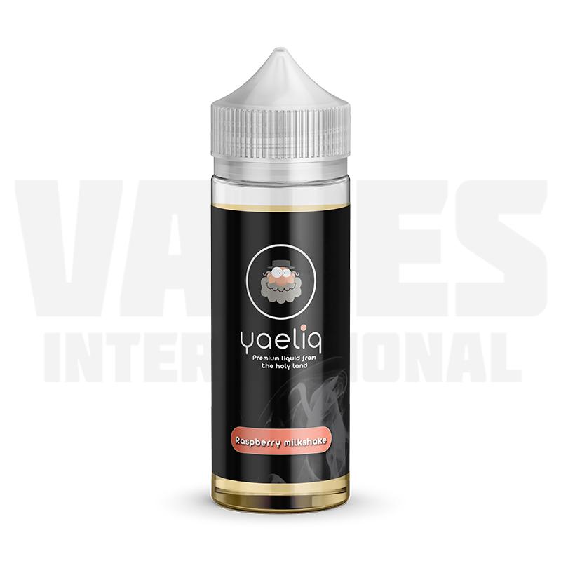 Yaeliq - Raspberry Milkshake