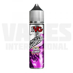 IVG After Dinner - Apple Berry Crumble