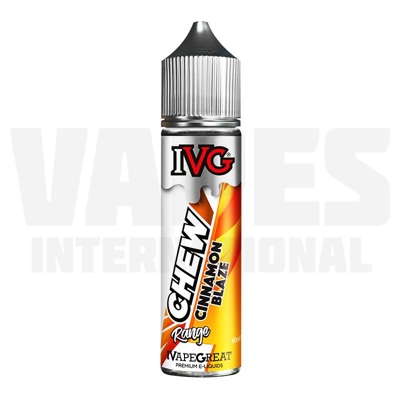 IVG Chew Gum - Cinnamon Blaze