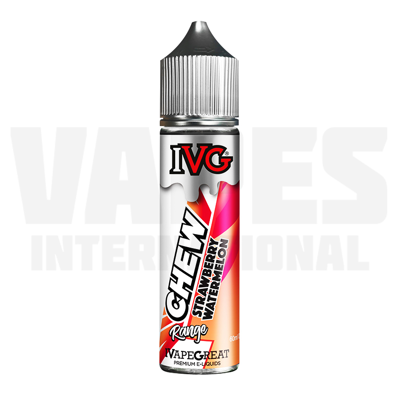 IVG Chew Gum - Strawberry Watermelon