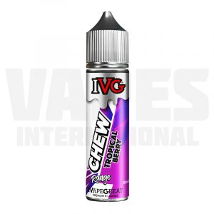 IVG Chew Gum - Tropical Berry