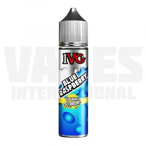 IVG Classics - Blue Raspberry