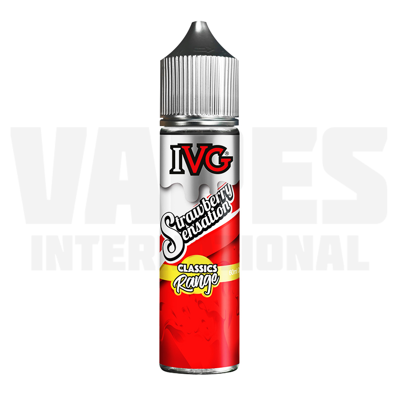 IVG Classics - Strawberry Sensation