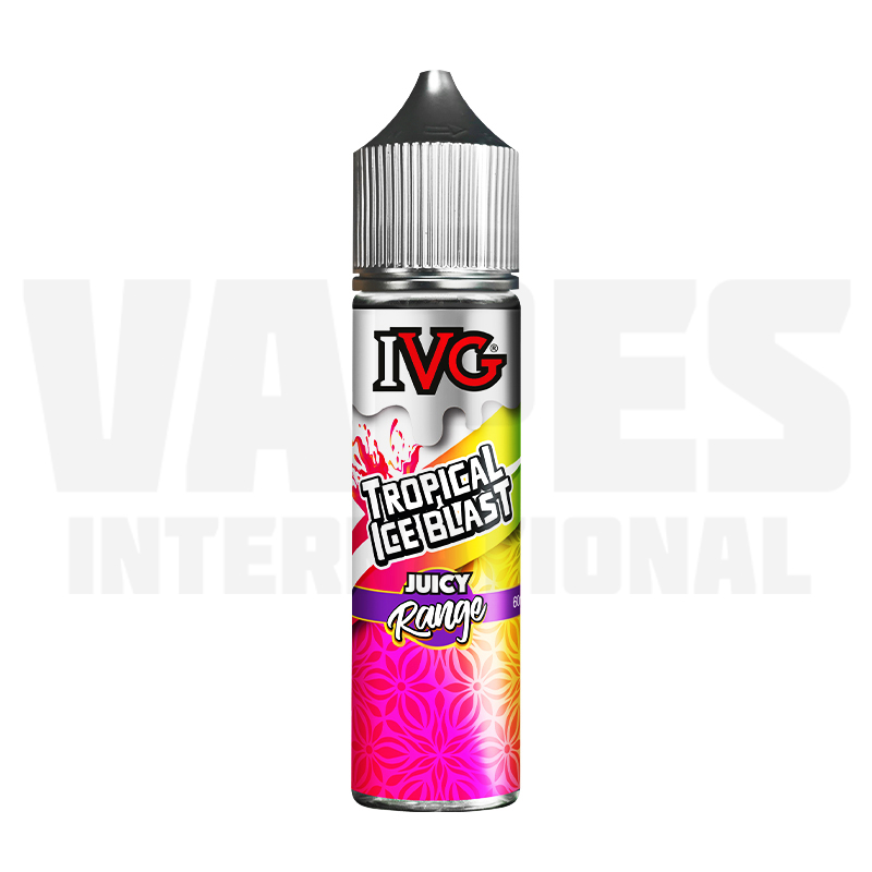IVG Juicy - Tropical Ice Blast