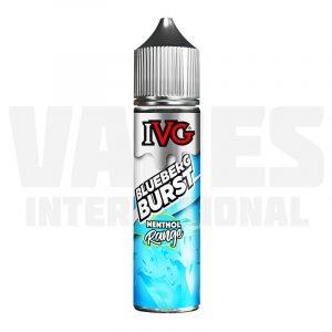 IVG Menthol - Blueberg Burst