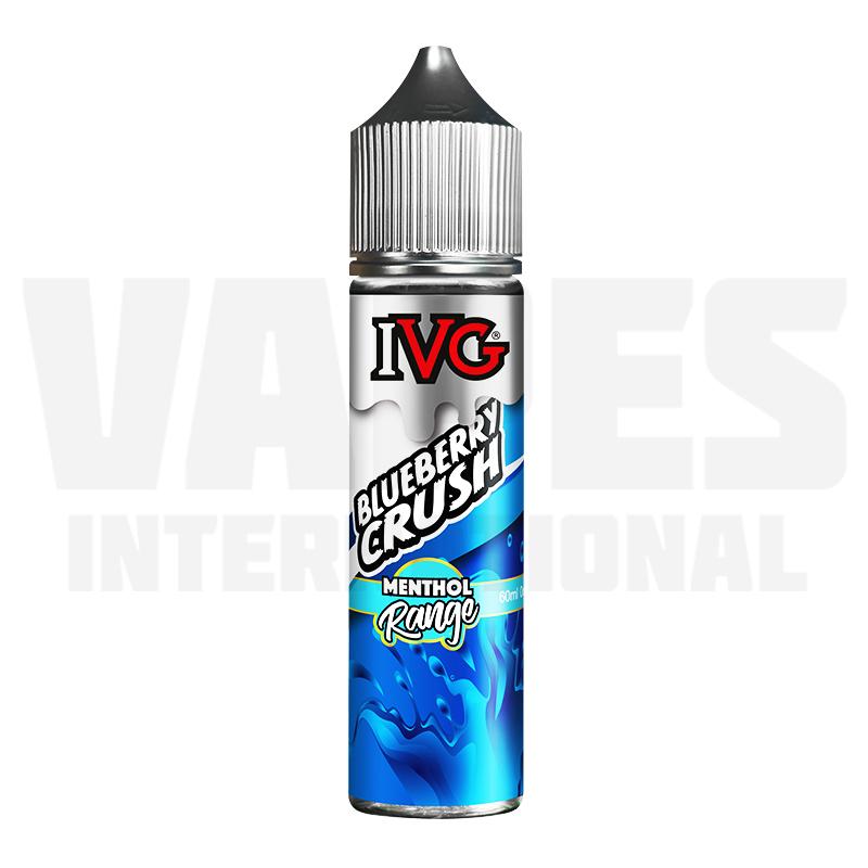 IVG Menthol - Blueberry Crush
