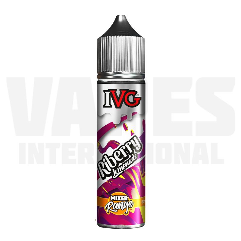 IVG Mixer - Riberry Lemonade