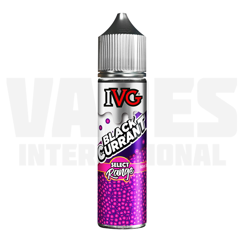 IVG Select - Blackcurrant