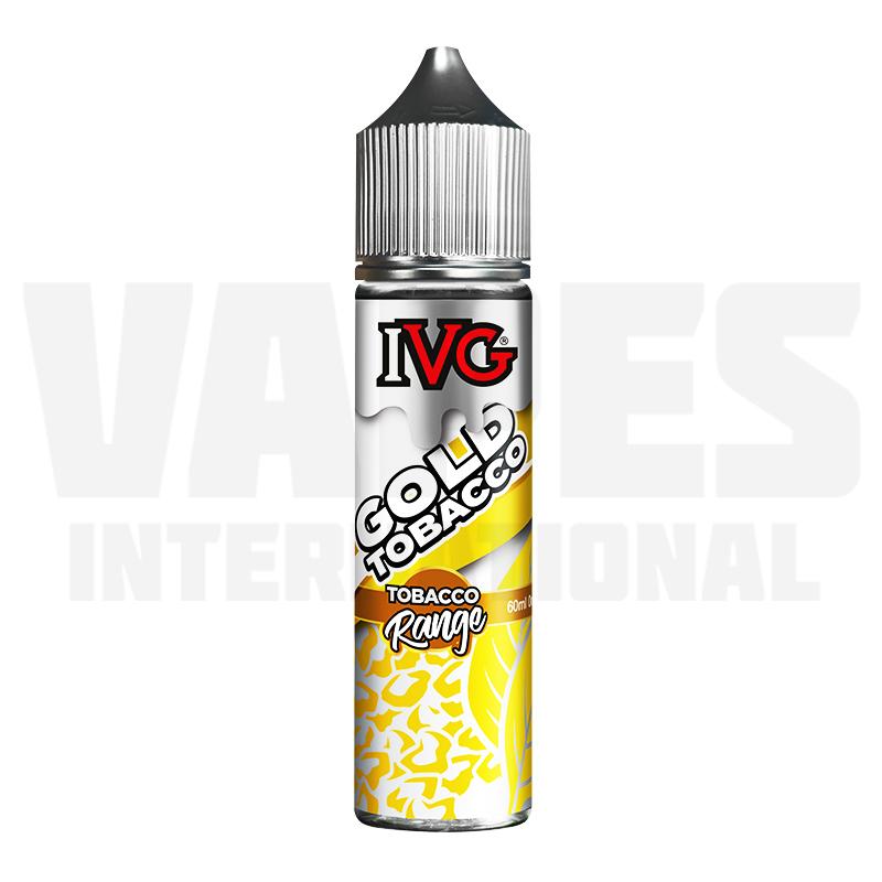 IVG Tobacco - Gold Tobacco