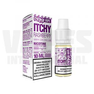 Pinky Vape - Itchy Rashberry