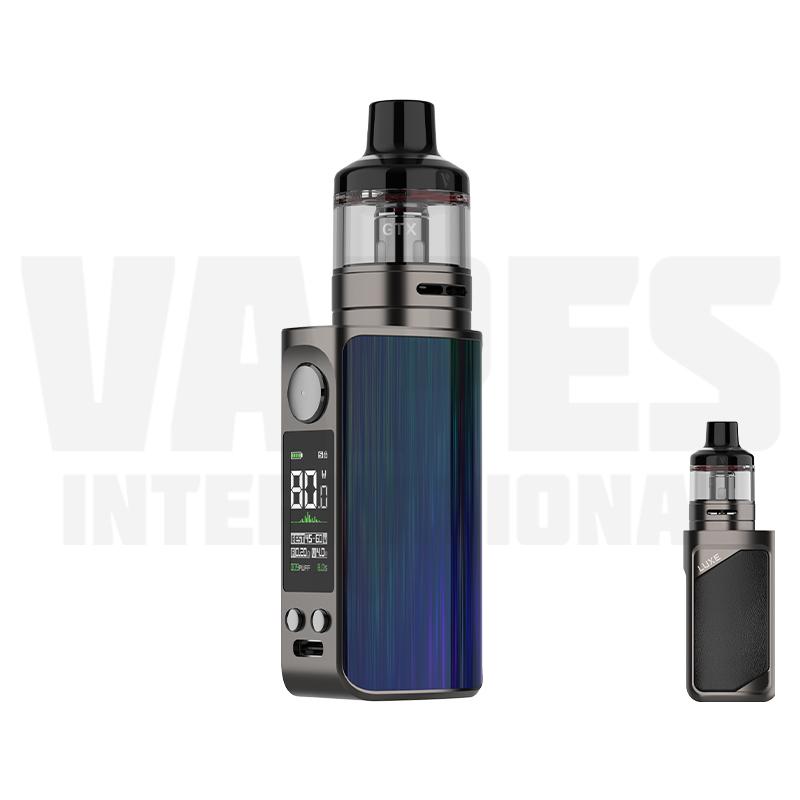Vaporesso Luxe 80S Steel Blue