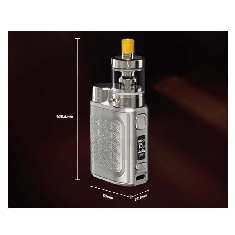 Eleaf iStick Pico 2 Kit Size