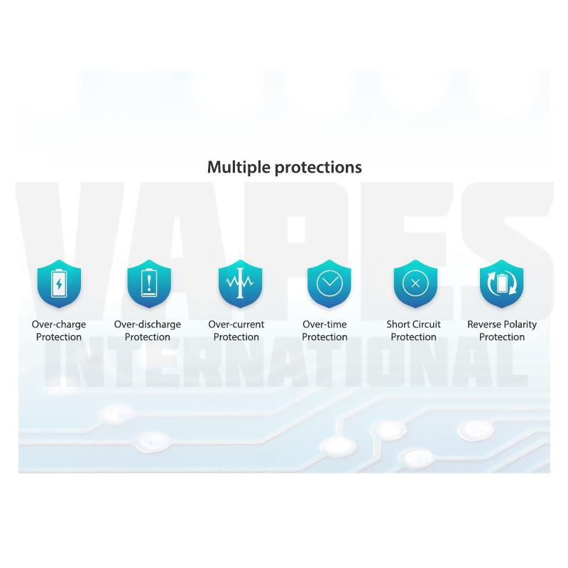 Eleaf iStick Pico Plus Protections