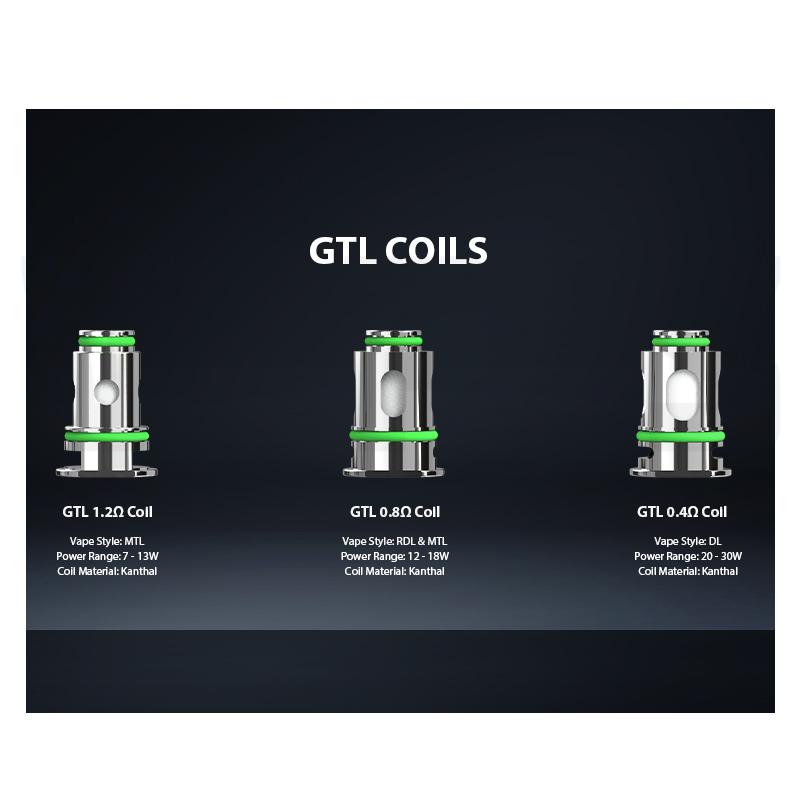 Eleaf iStick Power 2C GTL Coils