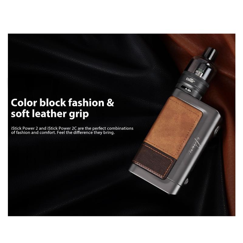 Eleaf iStick Power 2C Leather