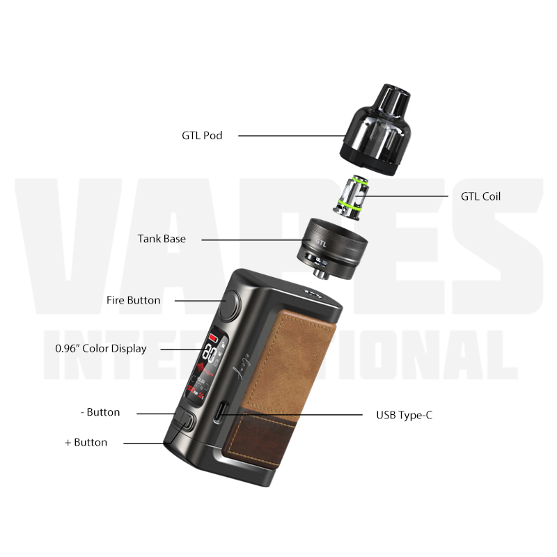 Eleaf iStick Power 2C Overview