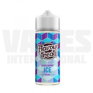 Flavour Treats - Blackcurrant Ice