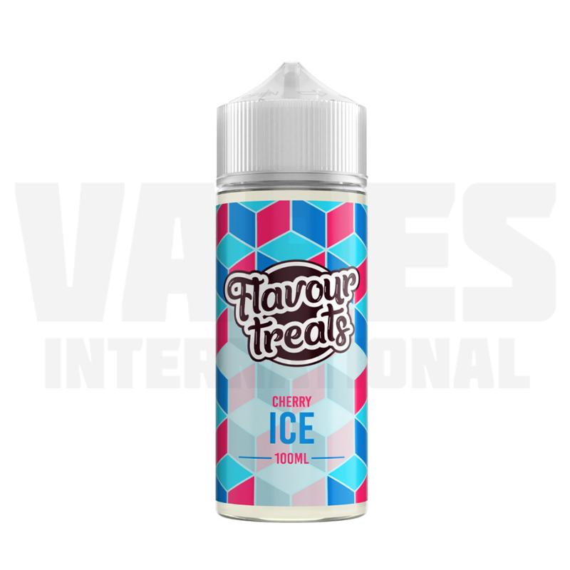 Flavour Treats - Cherry Ice