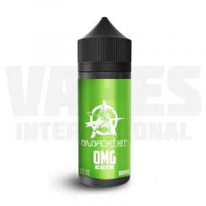 Anarchist - Green (100 ml, Shortfill)
