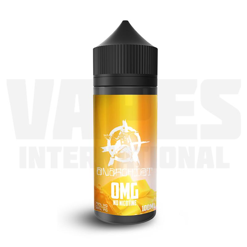 Anarchist - Mango (100 ml, Shortfill)
