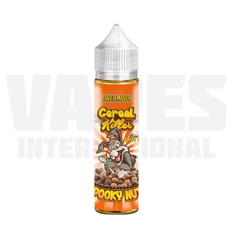 Cereal Killer - Spooky Nuts (50 ml, Shortfill)
