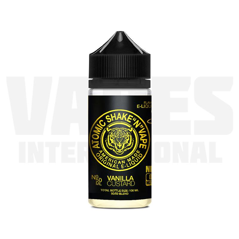 Atomic - Vanilla Custard